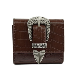 Box Coin Three Wallet Ladies Wallet
