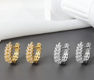 Ring Hand Maid Pierced Earring Hand Maid Accessory Parts Earring