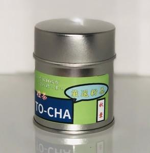 TO-CHA橙茶 厳選粉茶 秋葉