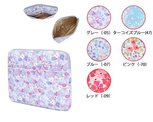 Floral Pattern Tablet Storage