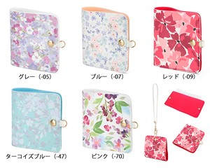 Removal Strap Floral Pattern Mask Case Sanitation