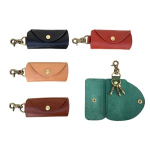 Lien Oil Leather Key Case