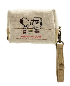 Snoopy Mini Pouch Andy