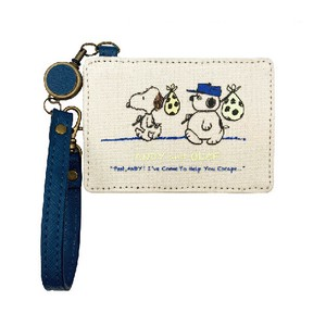 Snoopy Single Commuter Pass Holder Andy