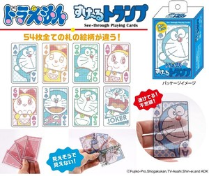 Doraemon Playing Card