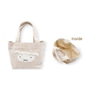 """Crayon Shin-chan"" Bag White"