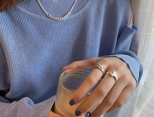 Ring Ring Silver 925 Hand Maid Ring Hand Maid Accessory Parts