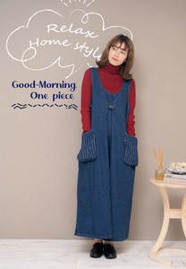 Gigging Denim Life Morning One‐piece dress.