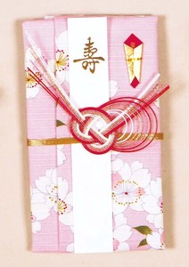 Japanese Noshi decorated envelopes Awaji Sakura