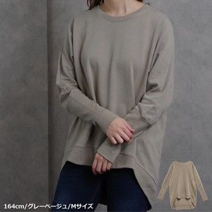[2021 New Product] Fleece Dolman Pullover myke
