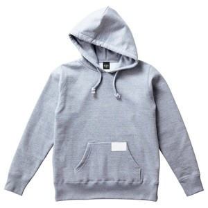 Heavy Cotton Gray Pullover Hoody Raised Back Casual Men's Ladies Gray