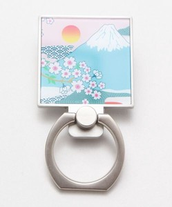 Design Square Smartphone Ring