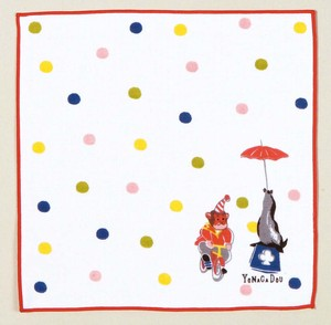 One Side Gauze Towel Handkerchief Parade