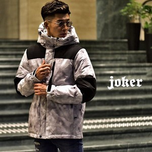 Repeating Pattern Switching Insulated Jacket