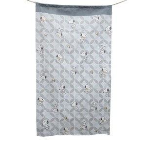 Japanese Noren Curtain Snoopy