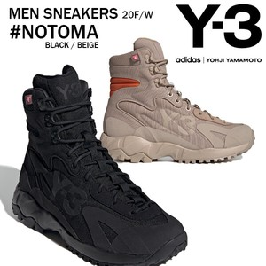 Y-3 ワイスリー メンズ スニーカー 2020A/W新作 NOTOMA 2color