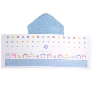 Baby rising Towel Blue