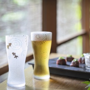 Made in Japan Firework Beer Glass Glass Set