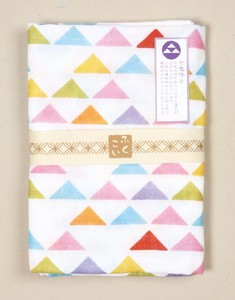 Double Gauze Hand Towel Fortune 7 Colors Scales