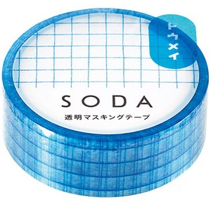 Washi Tape SODA