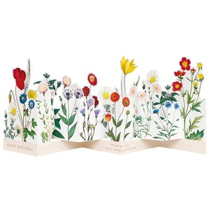 Birthday Garden Pop Card