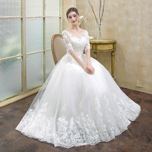 20 20 Long Sleeve Lace Wedding Dress