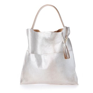 Goat Leather 1 Pc Tote Bag