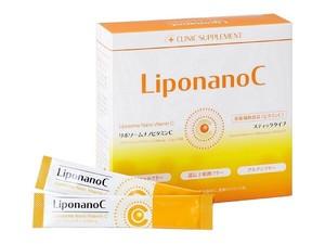 【LiponanoC】リポナノC 1000mg配合 30包 リポソームビタミンC「リポナノC」[パウダータイプ]
