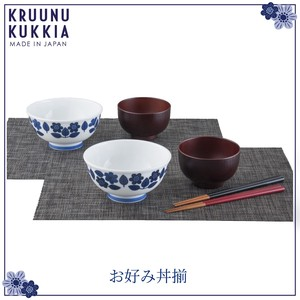 Preference Donburi Bowl Fancy Box