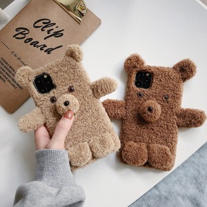 iPhone Case Soft Toy Smartphone Cover