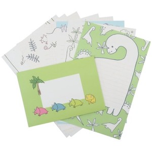 Coloring Writing Papers & Envelope