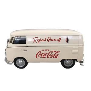 ダイキャストミニカー/1962 VW Cargo Van Cream 1/43