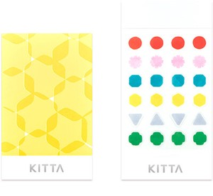 "Washi tape ""KITTA"" Sticker"
