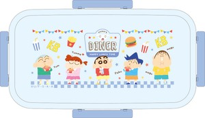 """Crayon Shin-chan"" Lunch Box Hamburger"