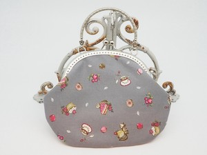 Feeling Coin Purse Bag Base Sweets Party Gray