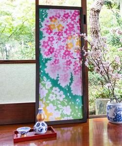 【日本製】【カヤ】注染手ぬぐい しだれ桜
