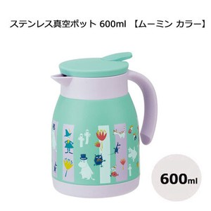 Stainless Vacuum Pot The Moomins Color SKATER SP