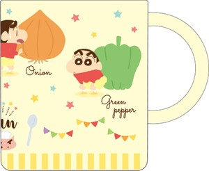 """Crayon Shin-chan"" Cup Vegetable"