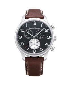 Men's Watch Analog Wrist Watch BLACK