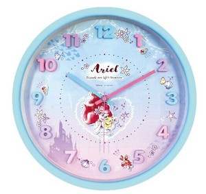 Icon Wall Clock Ariel Disney