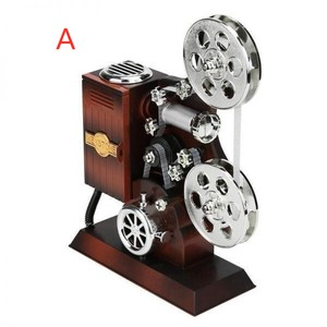 Projector Type Music Box Decoration
