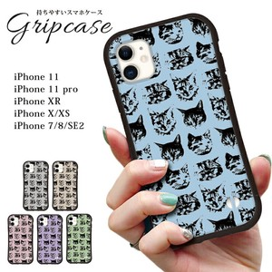 Smartphone Case iPhone Each Type Cat Cat