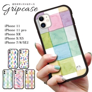 Smartphone Case iPhone Each Type Watercolor