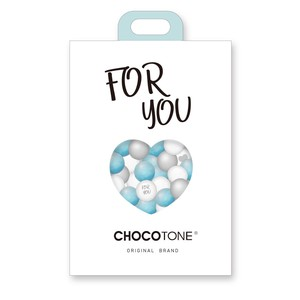 CHOCOTONE 03.BLUE-FOR YOU チョコレート