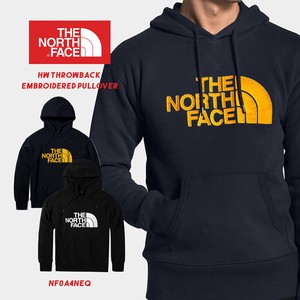 THE NORTH FACE HW THROWBACK EMBROIDERED PULLOVER NF0A4NEQ/ノースフェイス  プルオーバーパーカー