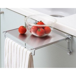 Yoshikawa Towel Hanger Support Table