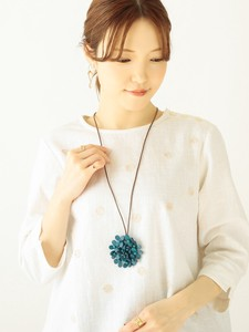 Wood Top Necklace Color 20