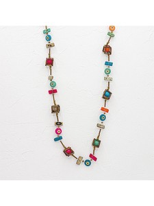 Mix Beads Single Necklace SP