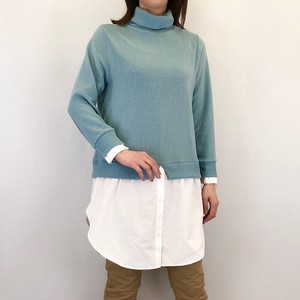Shirt Docking Knitted