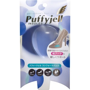 Puffy jell Comfort Pad パフィージェル コンフォートパッド フリーサイズ